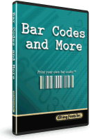 PCL Bar Codes and More Font Set Box